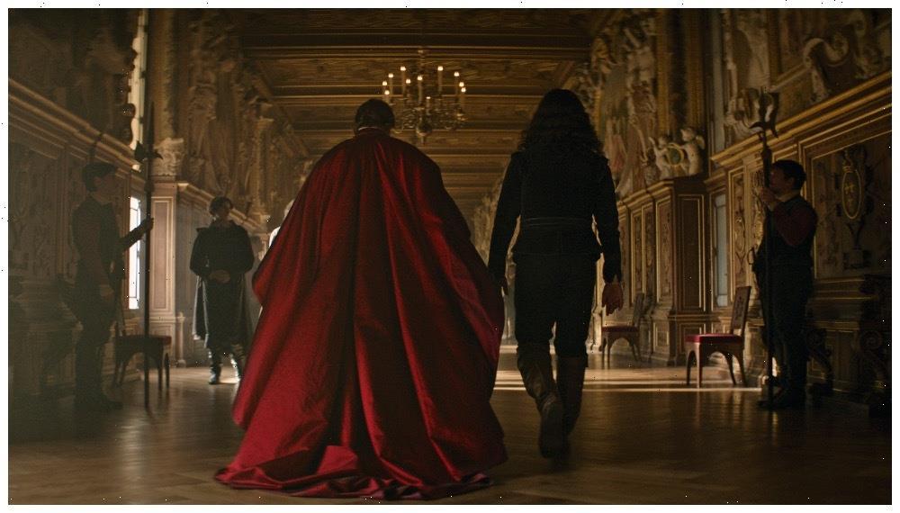 Pathé, Dimitri Rassams $85-Million The Three Musketeers  dArtagnan  Milady Kicks Off Filming in France (EXCLUSIVE)
