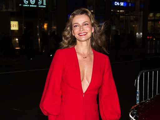 Paulina Porizkova Pointed Out This Double Standard Women & Girls Face When it Comes to Their Appearance