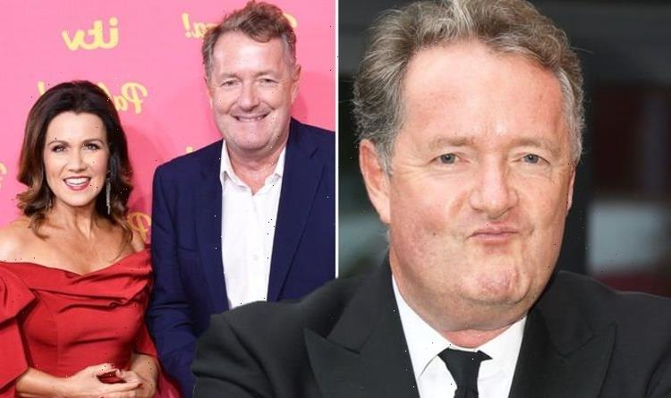 Piers Morgan shows up BBC and GMB as he bags news presenter award – 6 months after exit