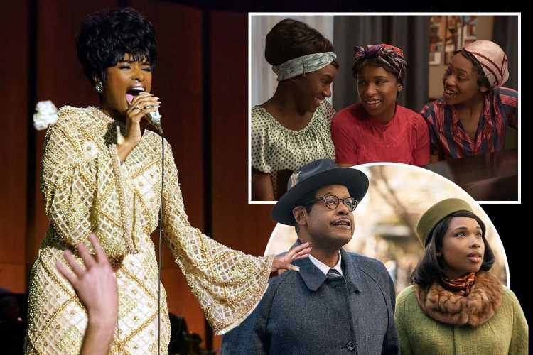 Respect charts Aretha Frankin's rise from choir girl to Queen of Soul but ultimately fails to do her justice