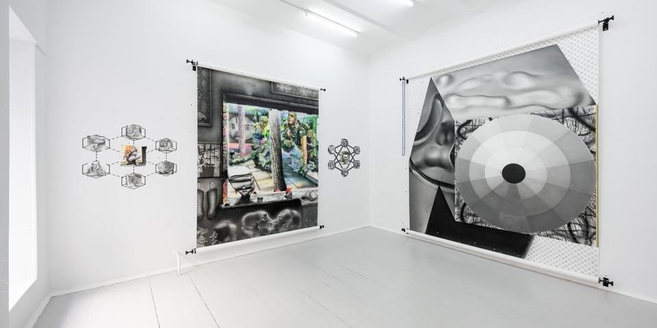 """Robert McNally Exhibits """"Metawürst"""" at KOENIG2 by Robby Greif Gallery"""