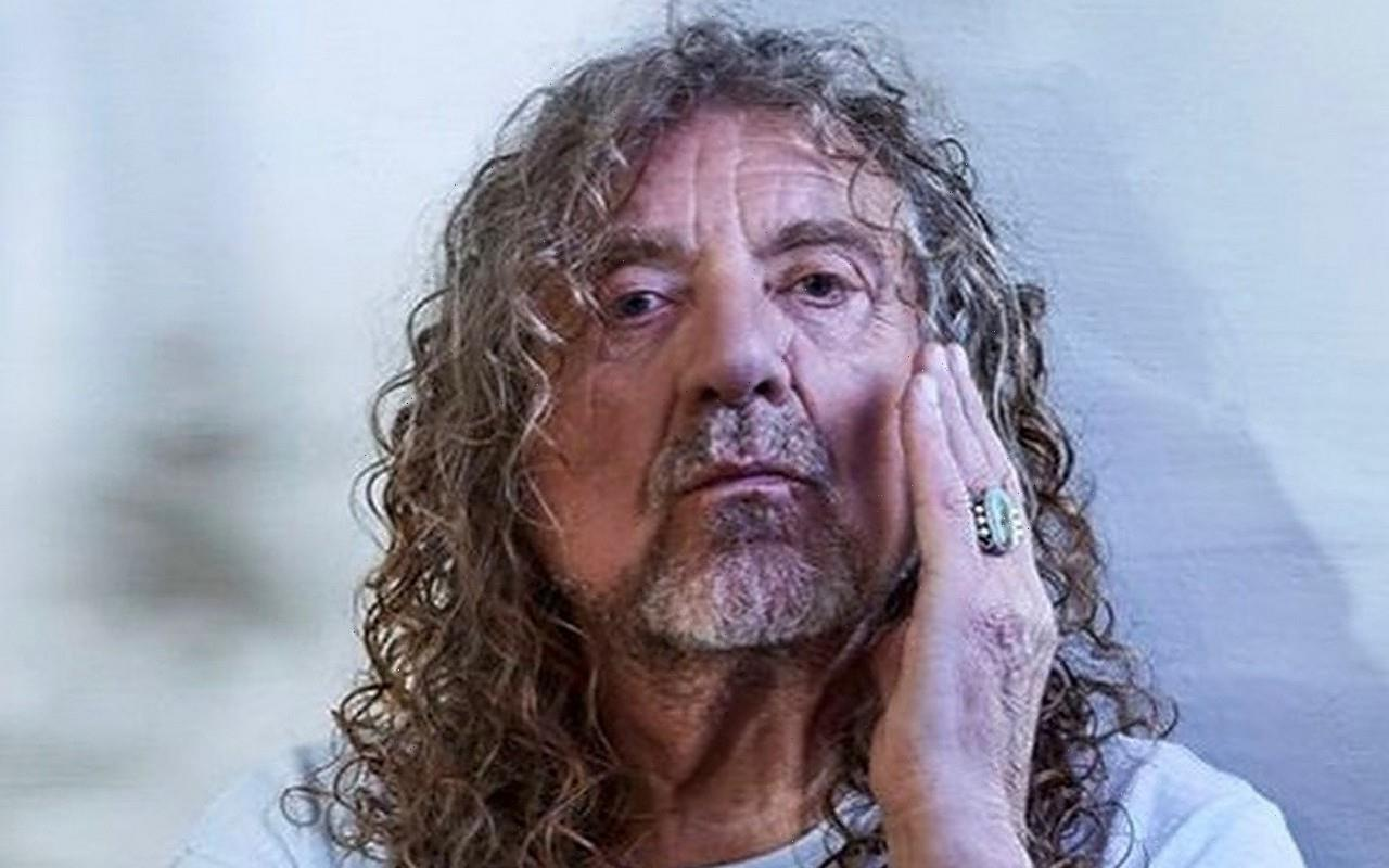 Robert Plant Quits Led Zeppelin Because He Doesnt Want to Look Sadly Decrepit
