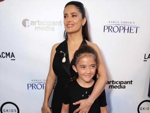 Salma Hayek's Daughter Valentina Paloma Pinault Looks So Grown Up in This Rare Birthday Photo