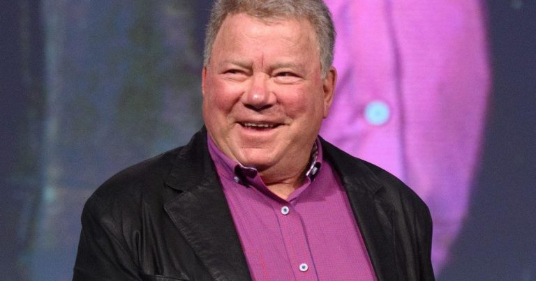 Star Treks William Shatner going to space after landing a spot on Bezos rocket