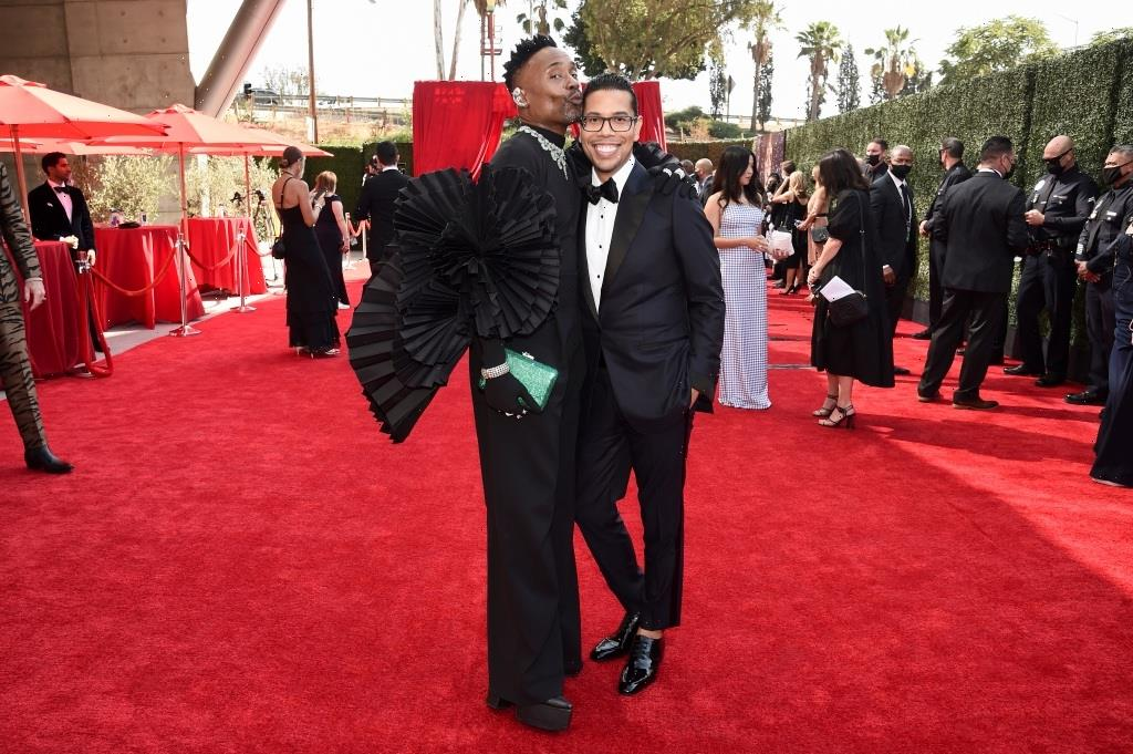Steven Canals Celebrates Pose In Emmys Acceptance Speech He Never Got To Make