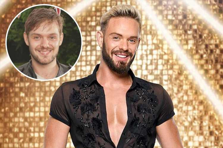 Strictly star John Whaite's incredible transformation from scruffy student to Bake Off winner to disco hunk