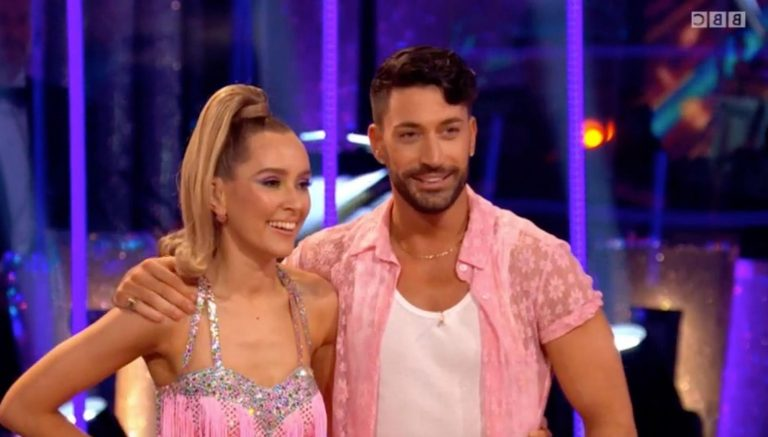Strictly's Tess Daly delivers surprise for viewers after Rose Ayling-Ellis makes history as first deaf star