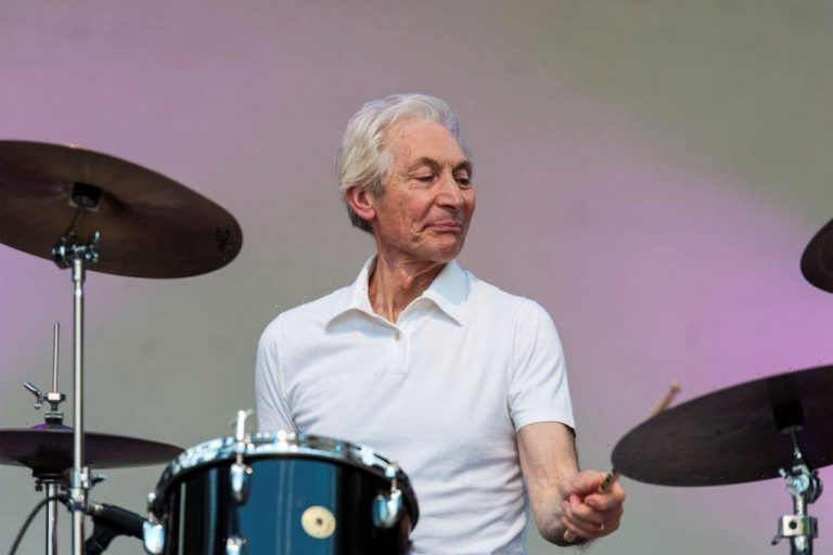 The Rolling Stones Drummer Charlie Watts Sketched Every Hotel Room He Stayed In for 53 Years