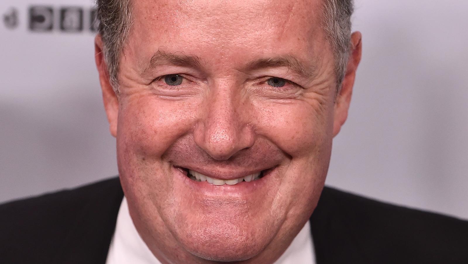 The Surprising Way Piers Morgan Set A World Record