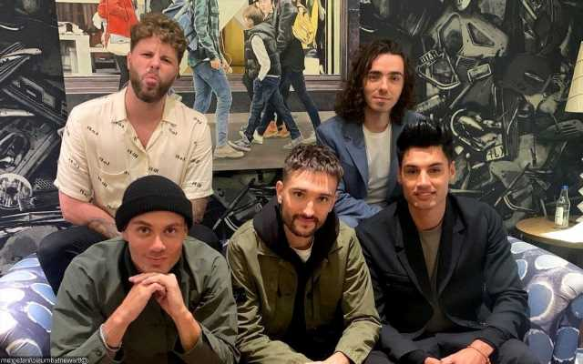 The Wanted to Support Tom Parkers Cancer Charity Show With Reunion Performance