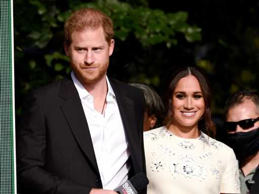 This Is Why We Think Prince Harry & Meghan Markle Filmed Their Appearance At Global Citizen Live