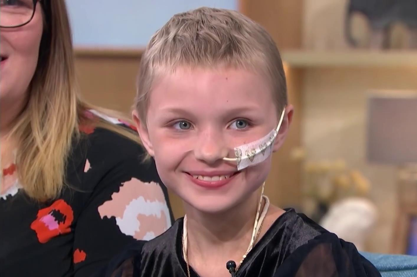 This Morning fan Sophie Fairall, 10, dies after visiting the studio and meeting Eamonn & Ruth as 'bucket list' wish