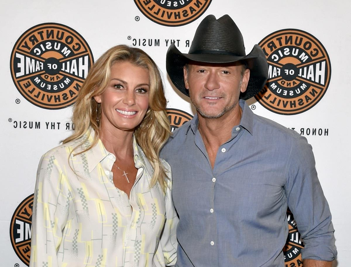 Tim McGraw Says He Turned to Faith Hill to Get Sober: 'She Just Grabbed Me and Hugged Me and Changed My Life'