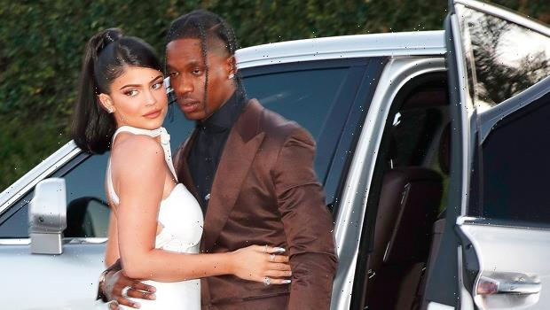 Travis Scott Calls Kylie Jenner His Love After She Sends Him Flowers For VMAs Win