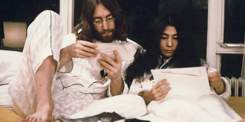 Unreleased Song From John Lennon and Yoko Ono Auctions for Almost $60,000 USD