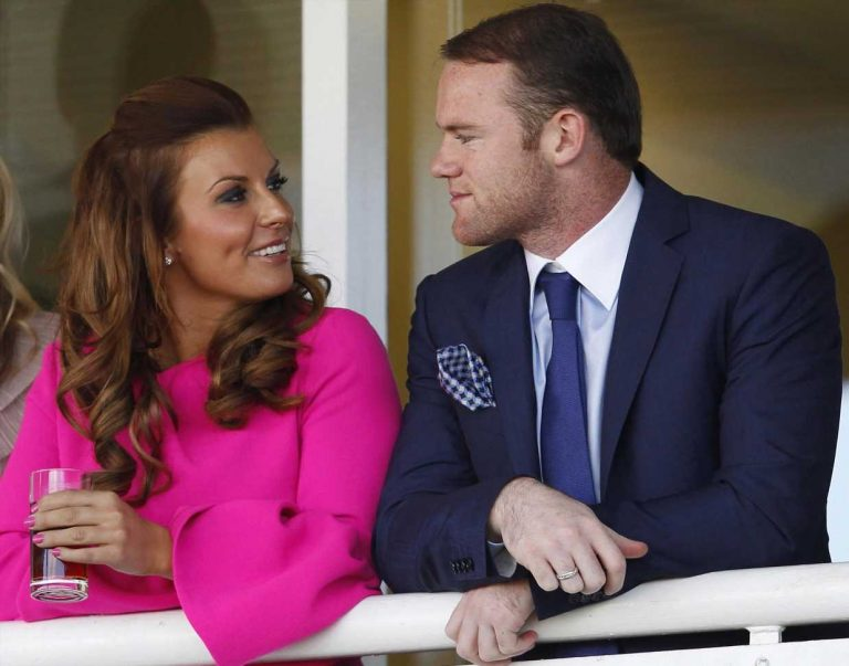 Wayne Rooney reveals he punched holes in every door of  rented house after row with Coleen when he was 18
