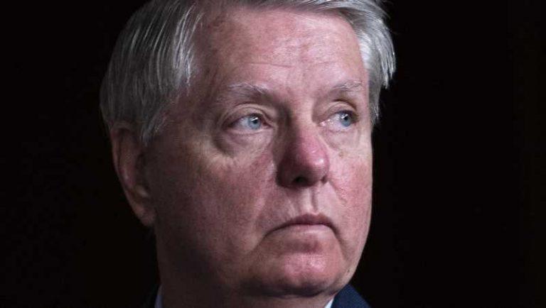 What Was Lindsey Grahams Big Break In Politics?