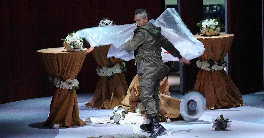 When Opera Livestreams Became Live Performances