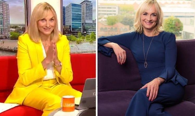 When does Louise Minchin leave BBC Breakfast?