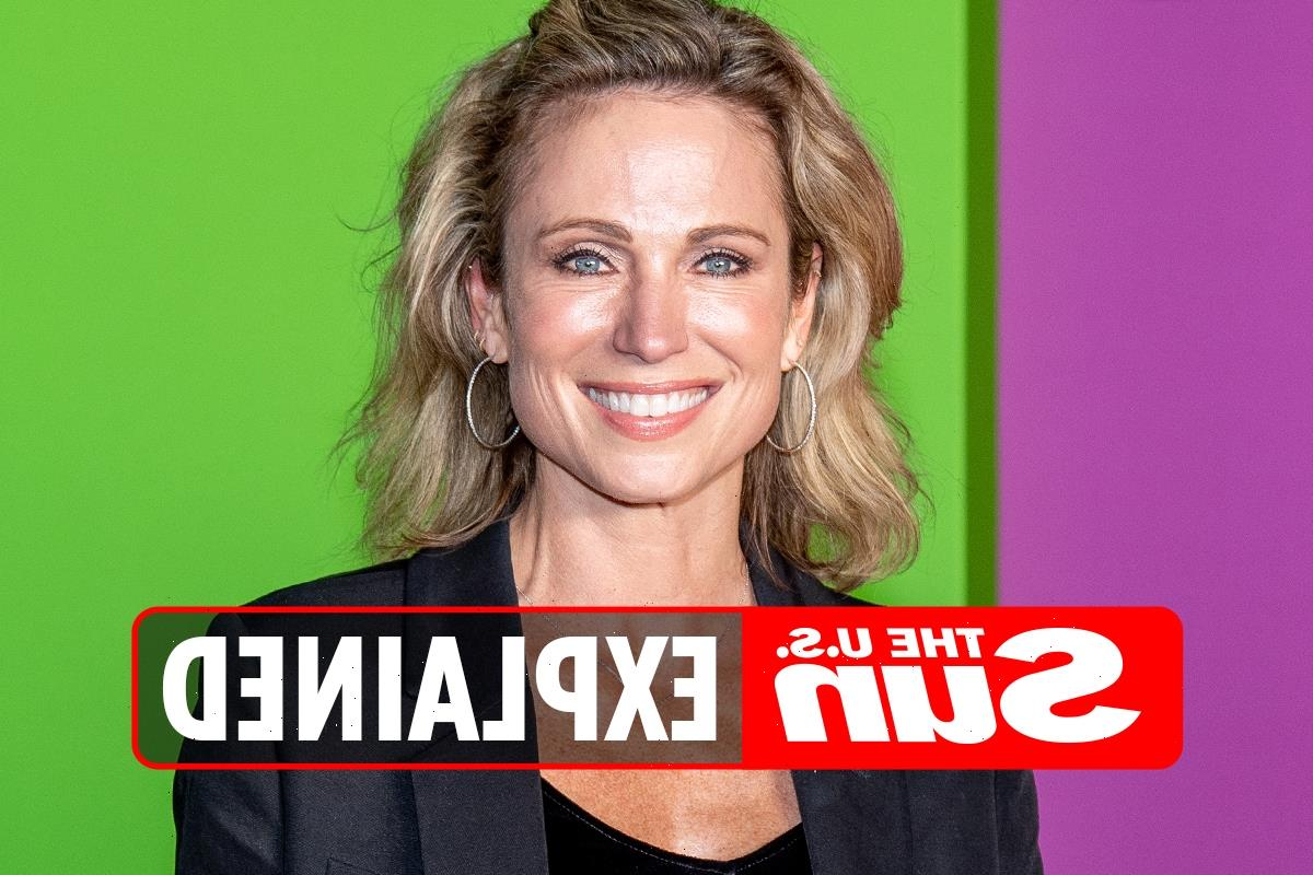 Where is GMA's Amy Robach today?