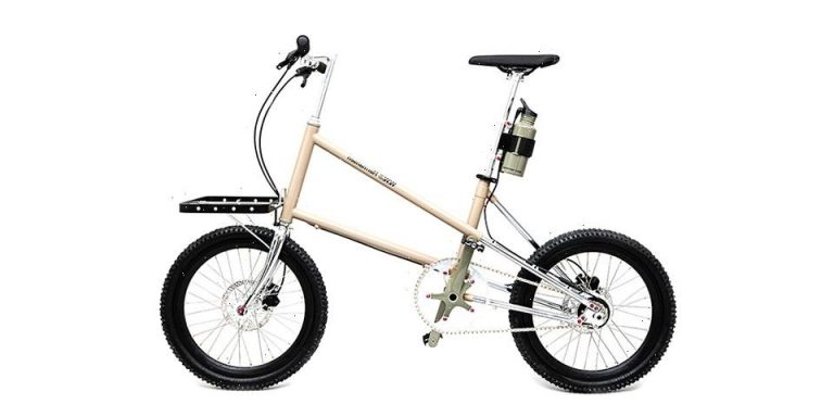 Wood Wood and Hermansen Combine for Vintage 4×4-Inspired e-Bike