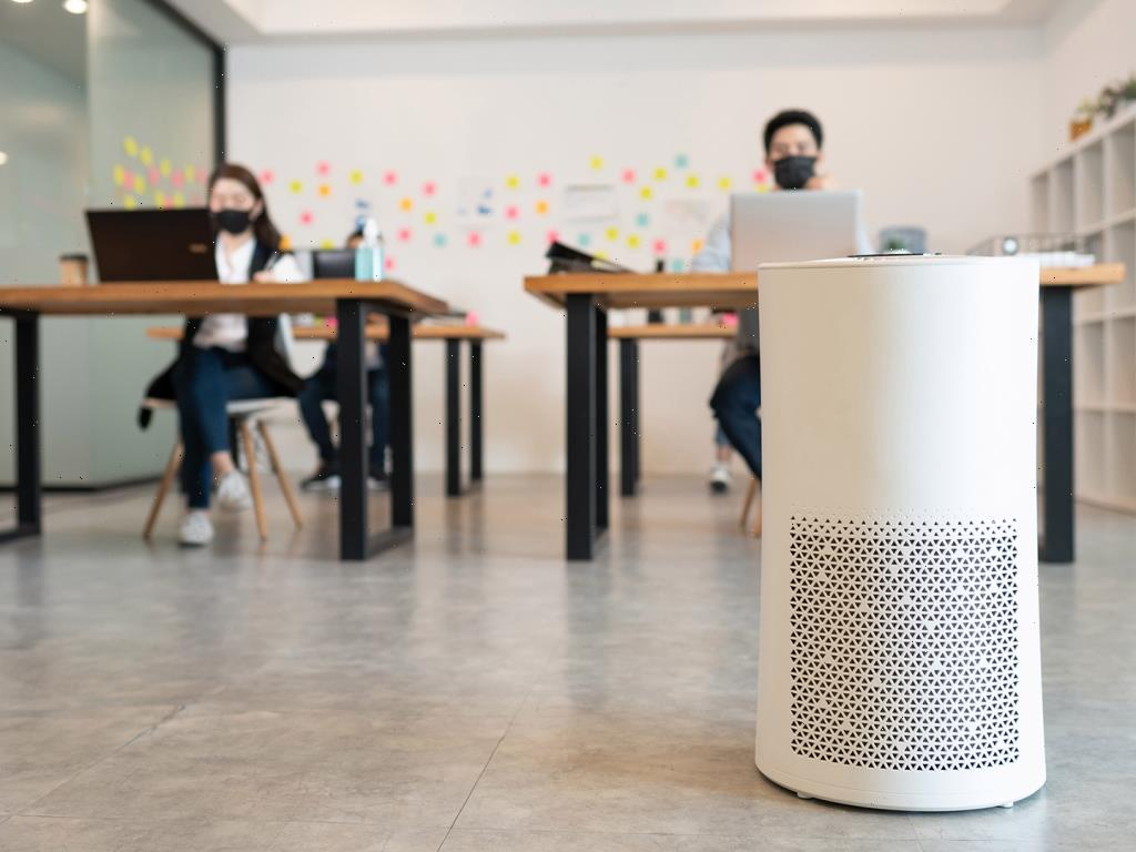 You Can Breathe Fresh Air Almost Anywhere with These Portable Air Purifiers