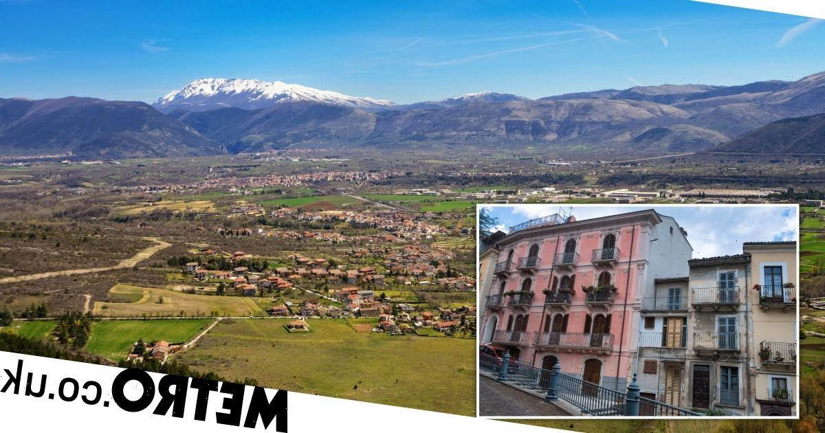 Another Italian town is selling homes for just €1