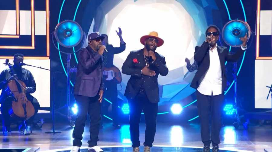 Boyz II Men Reinvent Chris Stapleton's 'Cold' With Harmonies and a Beatboxing Cellist