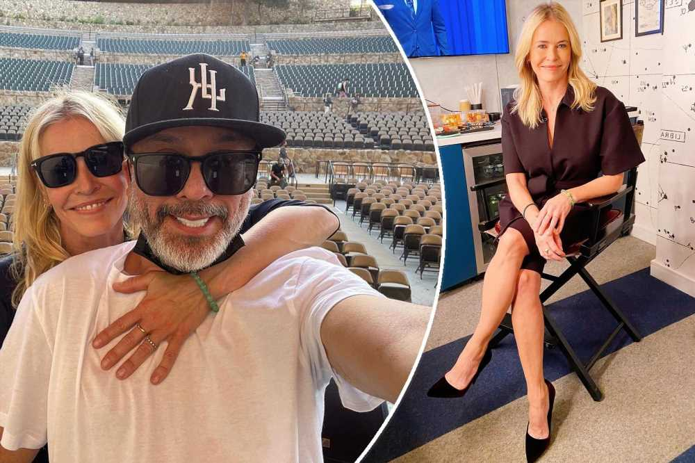 Chelsea Handler has hope for others after finding love with Jo Koy at 46