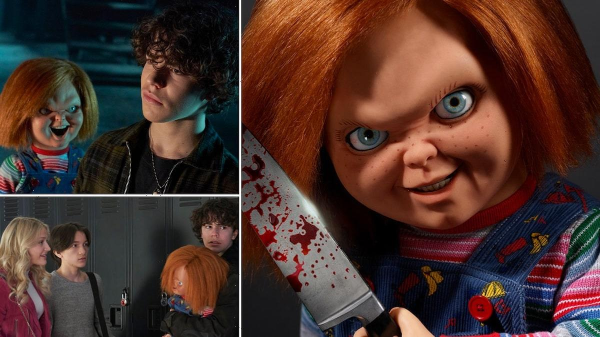 Chucky's New Targets Reveal What It's Really Like to Work with the Killer Doll (Exclusive)