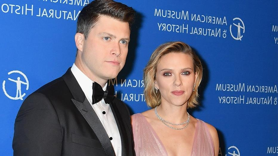 Colin Jost says his mom 'was slightly thrown by' son's name Cosmo