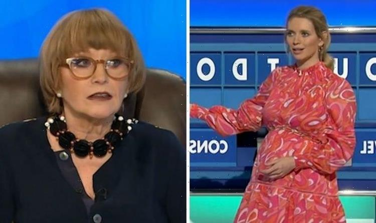 Countdown atmosphere pretty uncomfortable between Rachel Riley and Anne Robinson