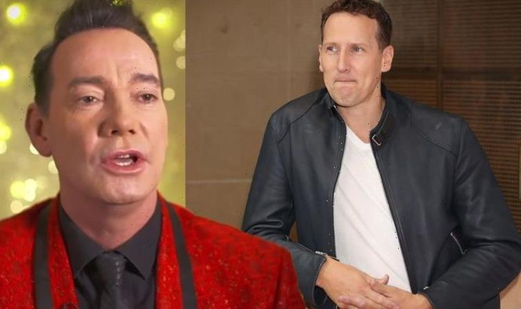 Craig Revel Horwood talks sneaky reason he invited Brendan Cole over after not talking