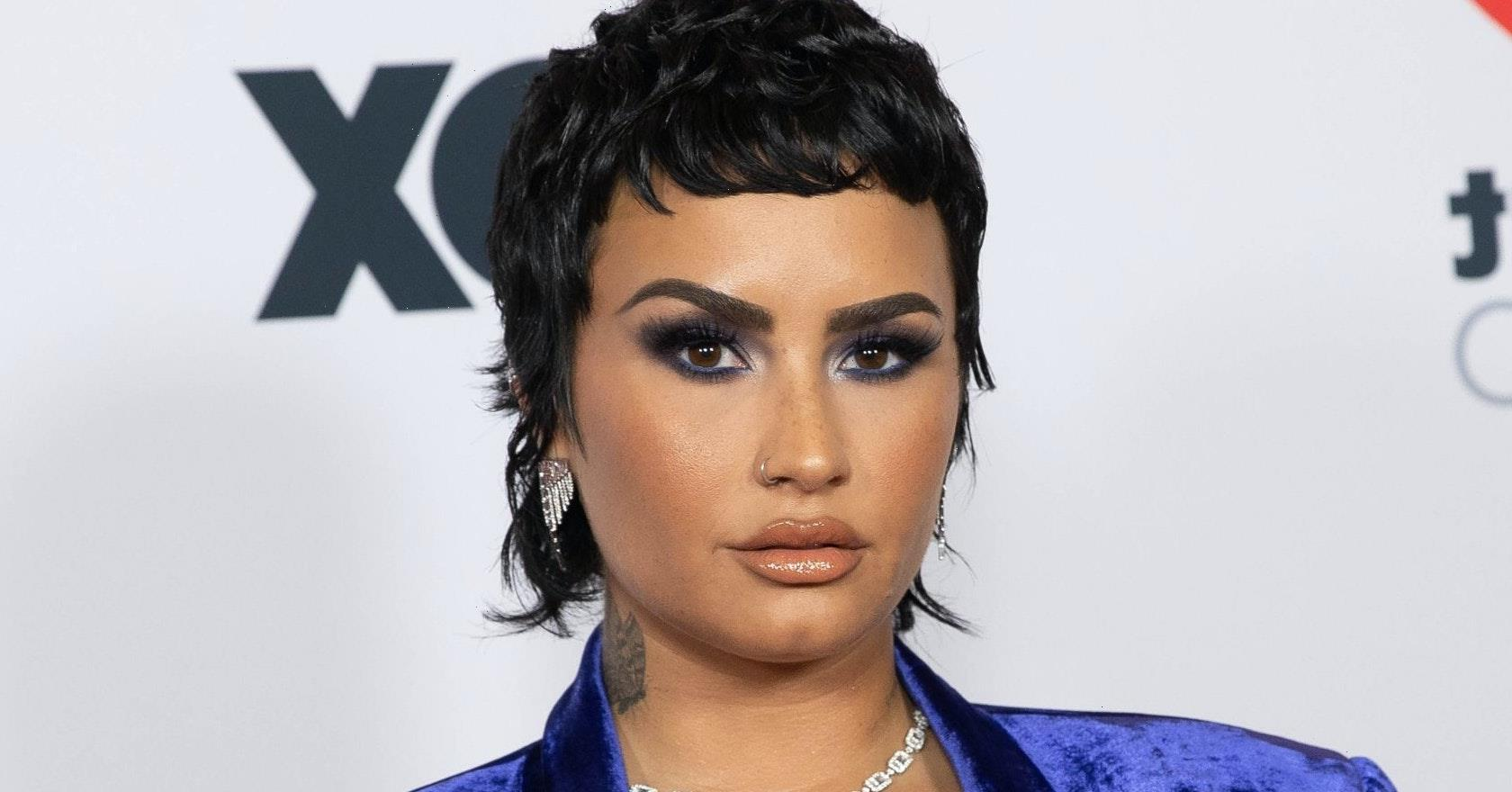 Demi Lovato's eye-opening docuseries makes some seriously wild claims about UFOs