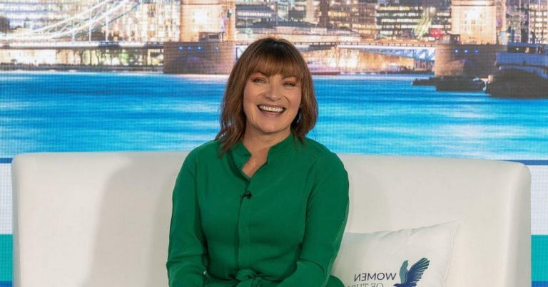ITVs Lorraine Kelly says sex life is toddling along nicely after menopause