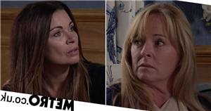 Jenny and Carla find out who's to blame for Johnny's death in new Corrie video