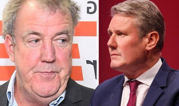 Jeremy Clarkson mocks Keir Starmers attempts to win favour at Labour Party conference