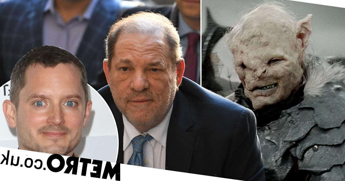 Lord of the Rings orc designed to look like Harvey Weinstein, claims Elijah Wood