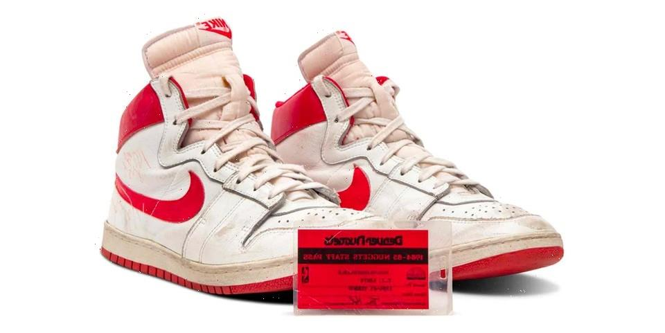 Michael Jordan's Game-Worn Nike Air Ship Could Be the Most Expensive Sneakers Ever