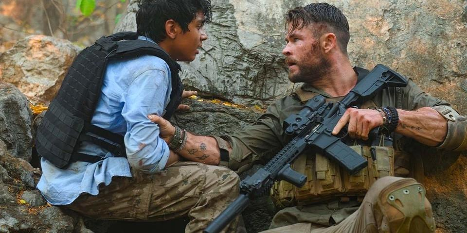 Netflix Confirms 'Extraction 2' With New Teaser and Chris Hemsworth Return