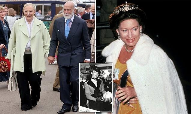 Princess Margaret didn't speak to Michael of Kent's wife, some claim