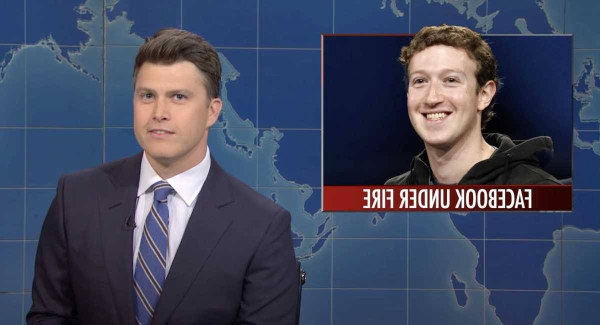 'SNL' Slams Facebook Over Whistleblower Report During Cold Open, Weekend Update
