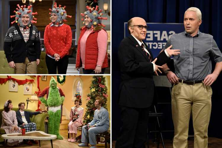 SNL cast members: Who's on Saturday Night Live?