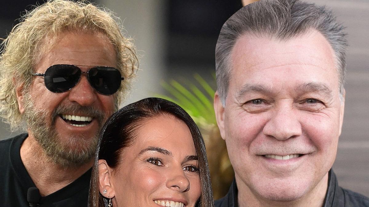 Sammy Hagar, Eddie Van Halen Widow Pay Tribute to Late Rock Star