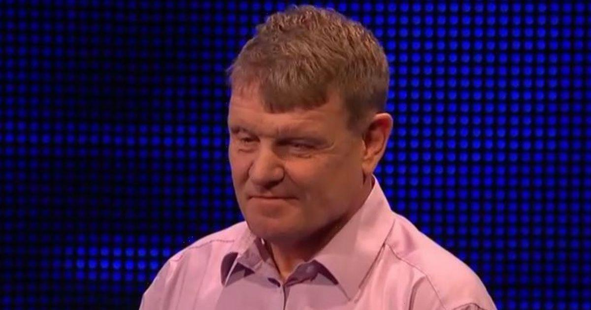 The Chase fans slam show as blind contestant is asked visual barcode question
