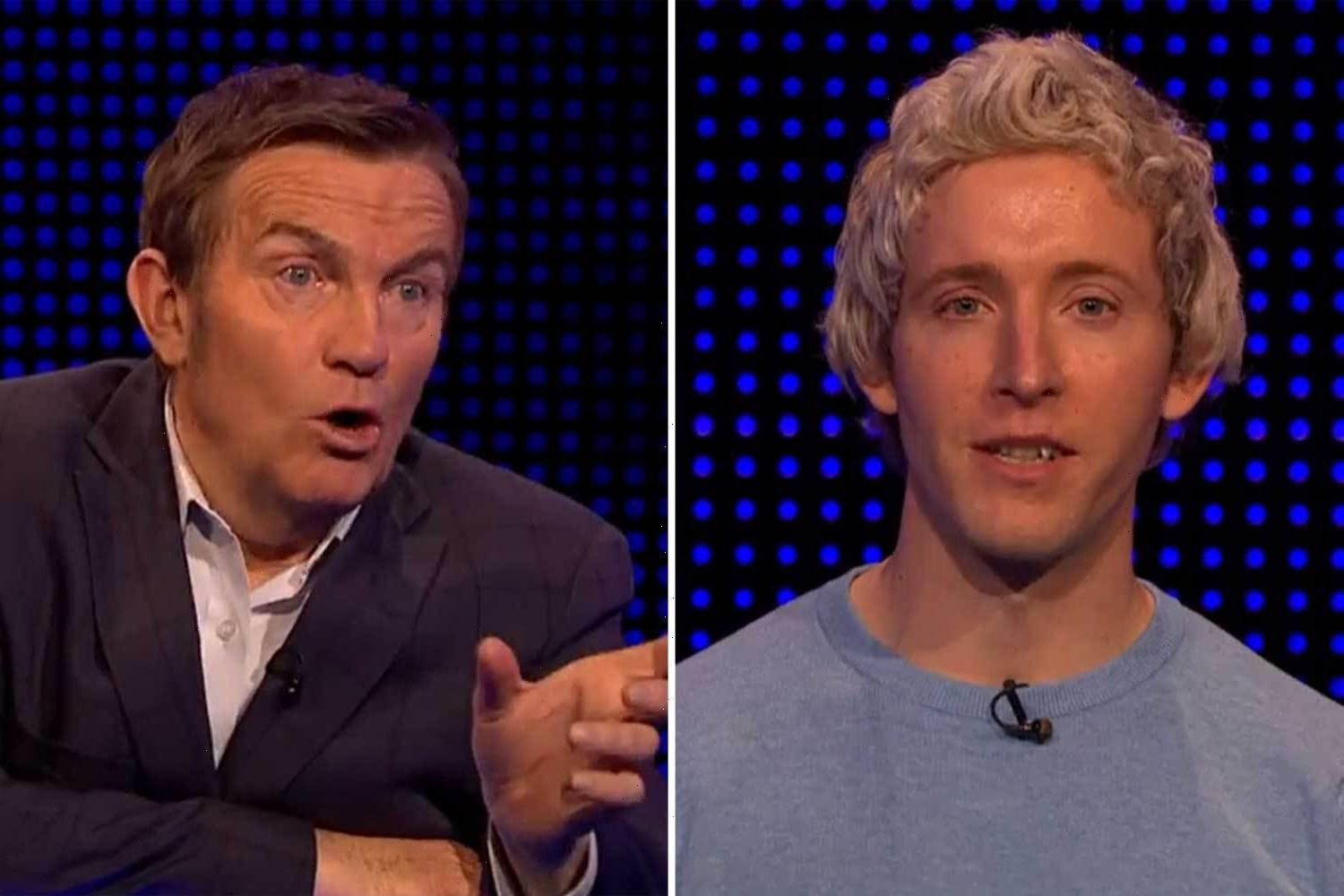 The Chase's Bradley Walsh left speechless by contestants real age – and viewers are stunned too