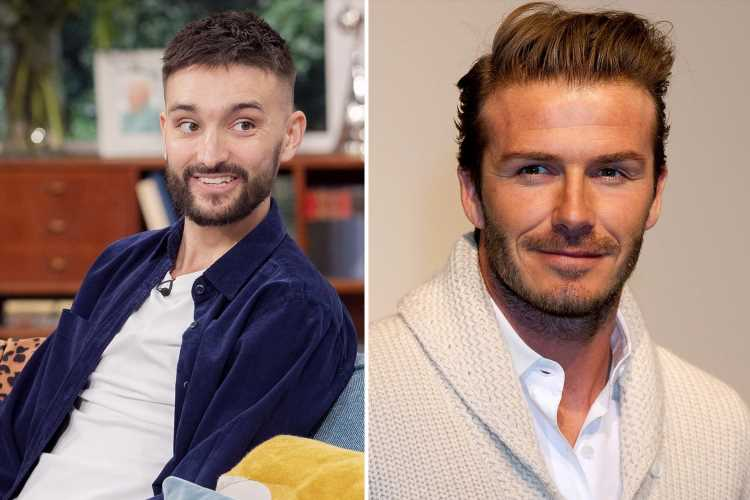 The Wanted's Tom Parker reveals private messages from David Beckham, Chris Martin and Rod Stewart after cancer diagnosis