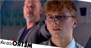 Timmy dies in Hollyoaks as Fergus shoots him dead in conclusion to stalker story