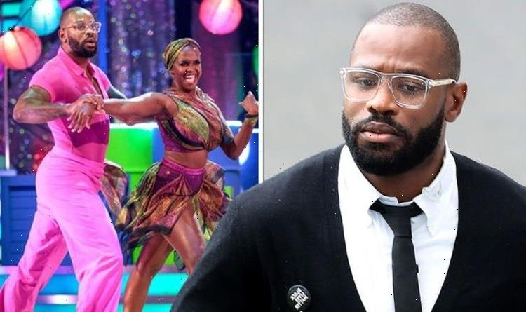 Ugo Monye inundated with support as secret health battle means hell miss Strictly