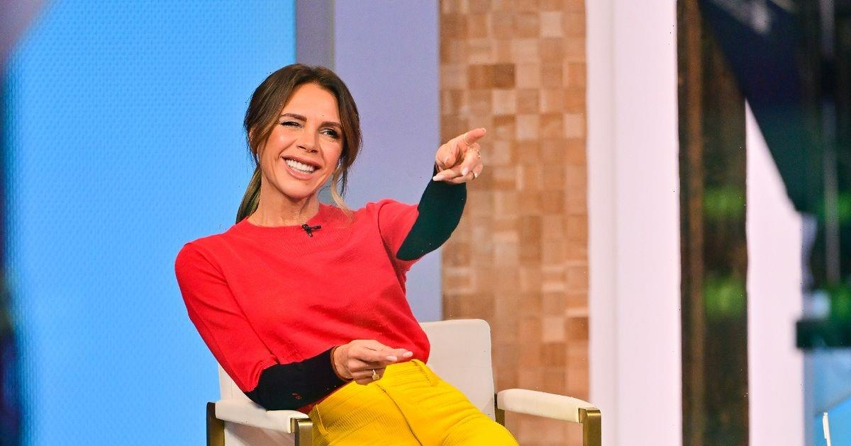 Victoria Beckham shares her best marriage advice saying its about having fun